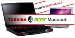 Une vente privée dédiée aux meilleurs PC portables!